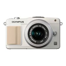 Near Mint! Olympus E-PM2 16MP with 14-42mm White - 1 year warranty