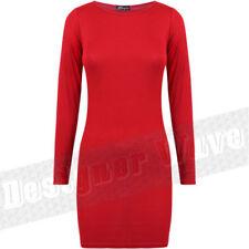 Camisas y tops de mujer blusa de color principal rojo talla 38