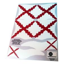 Banderas navales españolas - Spanish naval flags - Playmobil's Custom Stickers