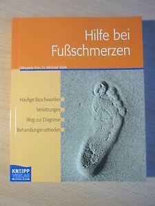 Vitek,Michael: Hilfe bei Fußschmerzen /Beschwerden,Verletzungen,Behandlungsmeth.