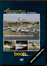 discover... Canada's Lake Ontario  HTF Aerial Views & Harbour Booking Info DVD