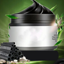 Blackhead Remover Deep Cleansing Purifying Peel-off Black Mud Charcoal Face Mask