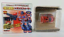 Takara GTF02 Sideswipe WST World's Smallest Transformers Wave 1