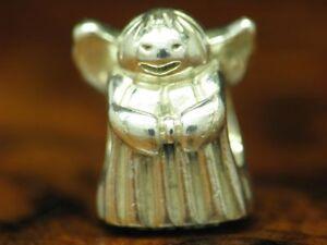 PANDORA 925 Sterling Silver Charm / Angel/ Real Silver/Silbercharm/3,5g