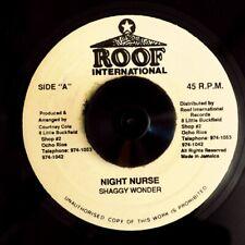 Shaggy Wonder - Night Nurse  /  Version