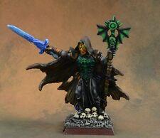 Malek, Necromancer Reaper Bones miniature wizard, priest, D&D character