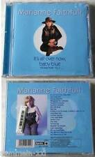 MARIANNE FAITHFULL It´s All Over Now, Baby...Nems Years Vol1 .Repertoire CD TOP