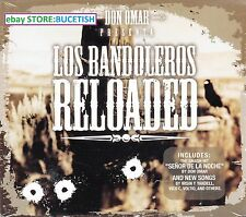 Don Omar Presenta Los Bandoleros Reloaded CD+DVD Caja de carton Wisin y Yandel