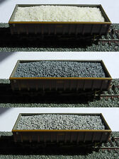 RESIN BALLAST / GRAVEL LOAD FOR BACHMANN OO GAUGE  MFA OPEN BOX MINERAL WAGON