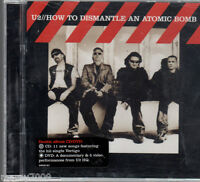 CD= U2// How To Dismantle An Atomic Bomb