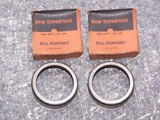 1955 Chevy, Pontiac Front Outer Wheel Bearing Races - NOS