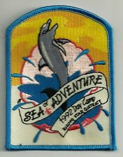 BSA RISING STAR District 1992 Day Camp Sea of Adventure Patch V4