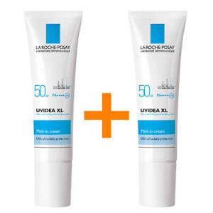 [1+1] LA ROCHE-POSAY Uvidea XL Melt-In Cream (30ml) SPF50+ PA++++ LAROCHEPOSAY