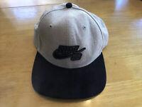 "Nike SB Hemp ""420"" Pack Adjustable Snapback Hat Cap Dunk Rare Vintage Pre-owned"