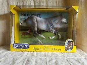 Breyer #1744 Santiago Polo Pony [ Smarty Jones ] 2015 Limited Edition - 3000 NIB