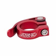 Azonic Clamp Gonzo 34.9mm Red #3034-202