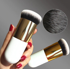 1pc Professional Chubby Pier Foundation Brush 5Color Makeup Brush Flat Cream Mak
