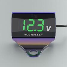 8V-150V LED Digital Display Voltmeter Car Voltage Volt Gauge Panel Meter