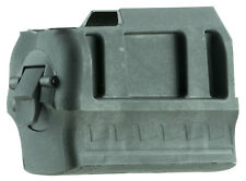 Ruger 90633 Factory mag for American 450-Bushmaster 3 rd Black Finish