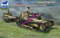 Bronco CB35216 1/35 SCALE Hungarian CV-35.M/CV-35 Command Tank (2 in 1) 2019 NEW