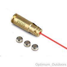 9mm Pistol Red Dot Laser Cartridge Boresighter Bore Sighter Sight Boresight UK