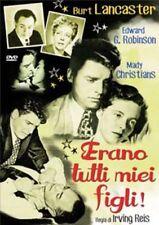 Dvd ERANO TUTTI MIEI FIGLI (1948) ** A&R Productions ** .....NUOVO