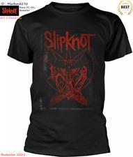 Slipknot Band Tee Dead Effect Gray Chapter Mens Black Classic Rock Metal XS-5XL