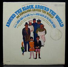 Arthur Malvin Around The Block The World LP Mint- CAL 1064 Mono RCA 1966