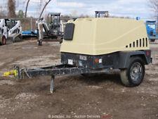 New listing 2008 Ingersoll Rand Airsource Plus 185 185 Cfm Towable Air Compressor bidadoo