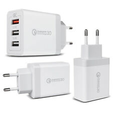 Quick Oplader 3 USB-poorten Maclean MCE209 QC 3.0 6.4A charger