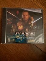 Star Wars Episode 1 Insiders Guide New Sealed PC CD-ROM