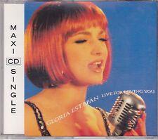 Gloria Estefan-Live For Loving You cd maxi single