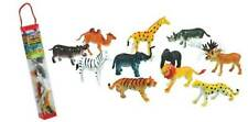WowToyz Animal Explorer - Wild Animals Tube Playset - 12 Piece - Educational