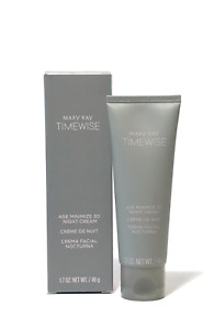 MARY KAY TIMEWISE AGE MINIMIZE 3D~NIGHT CREAM~COMBINATION TO OILY