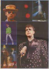 22/7/89Pgn44 Review With Pictures: Pet Shop Boys Live At Birmingham Nec