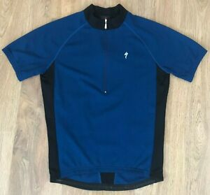 Specialized Blue cycling jersey size L