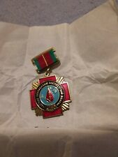 Médaille de Tchernobyl