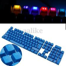 Doubleshot ABS Translucent Top-printed 104 KeyCap Backlit for Cherry MX Keyboard