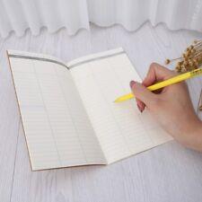 Kraft Cover Weekly Planner Diary Journal Memo Notebook Note Pad