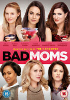 Bad Moms With Mila Kunis New And Sealed (2016) DVD (S3)