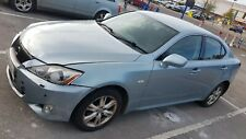FOR PARTS - LEXUS IS 220d 2.2 diesel 90k milles for parts all parts available