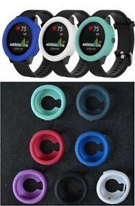 Garmin Vivoactive 3 Protector Silicone Case watch body skin cover protecter gel