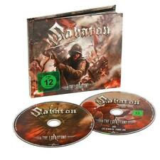 The Last Stand  CD + DVD + bonus SABATON  HARDCOVER DIJIBOOK ( FREE SHIPPING )