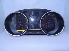 * VW Polo MK5 F/L 6C 1.2 TFSI 2014-ON Cuadro De Instrumentos Reloj 6C0920940G-cjzc