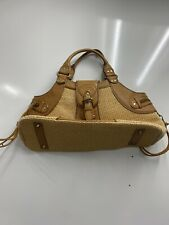 BCBGirls Brown/Natural Hobo Bag