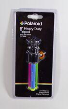 "Polaroid Instant Print Digital Camera Mini Tripod, 8"" Heavy Duty with Ball Head"