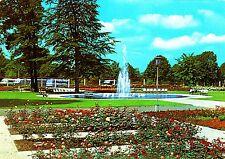 Berlin , Rosengarten in Treptow, ( DDR ), Ansichtskarte ungel.