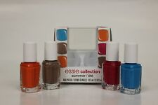 Essie Summer Collection Mini Kit 4pc x 5ml / .16 fl. oz. - NEW