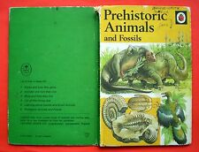 Prehistoric Animals And Fossils Ladybird vintage book dinosaurs archaeology 24p