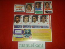 Aggiornamenti Germany 2006 francobollo +7 figurine Panini update stamp